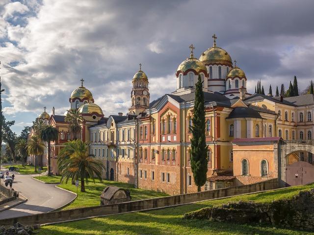 Новый Афон — от Византии до наших дней