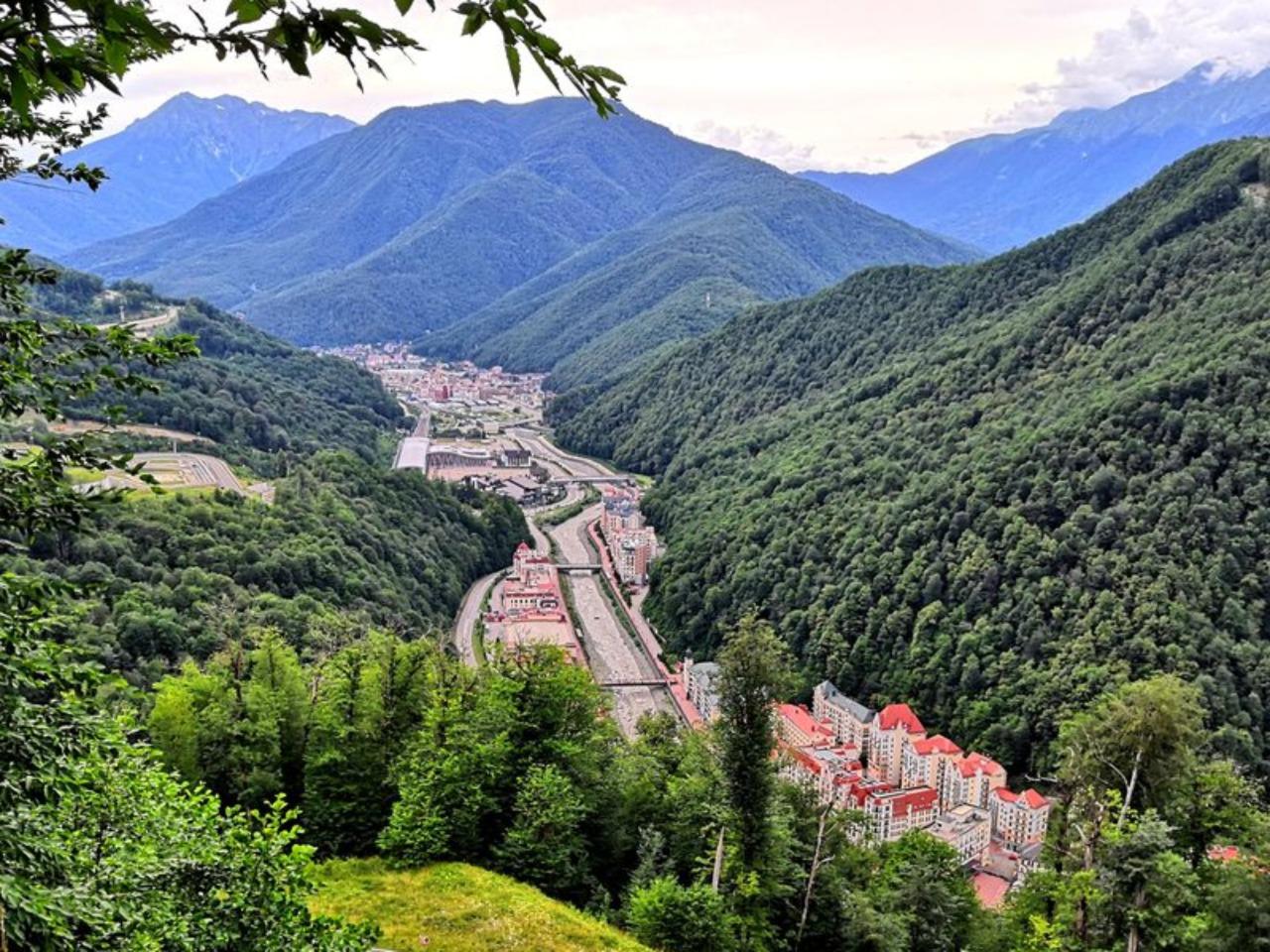 Лучшие смотровые площадки Сочи - индивидуальная экскурсия в Сочи от опытного гида