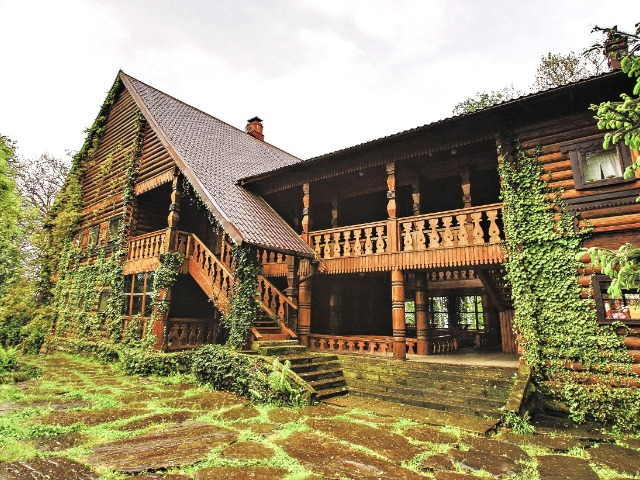 Святые места Солохаула + Чайные домики