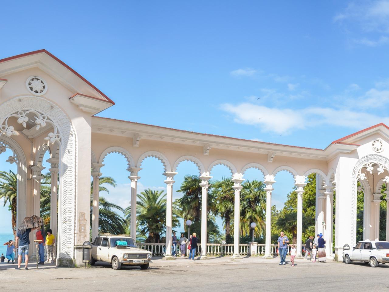 """Волшебная сказка под названием """"Абхазия"""" - групповая экскурсия в Сочи от опытного гида"""