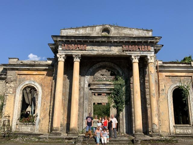 Восточная Абхазия: тур в постапокалиптический мир