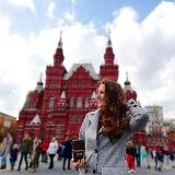 Карина гид в Москве