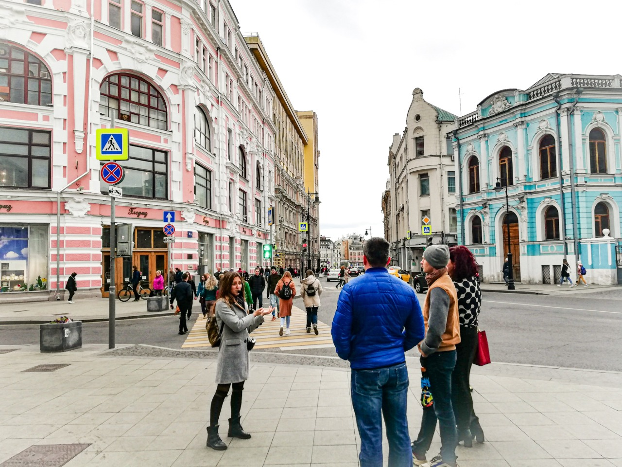 Призраки и масоны Мясницкой  - индивидуальная экскурсия по Москве от опытного гида