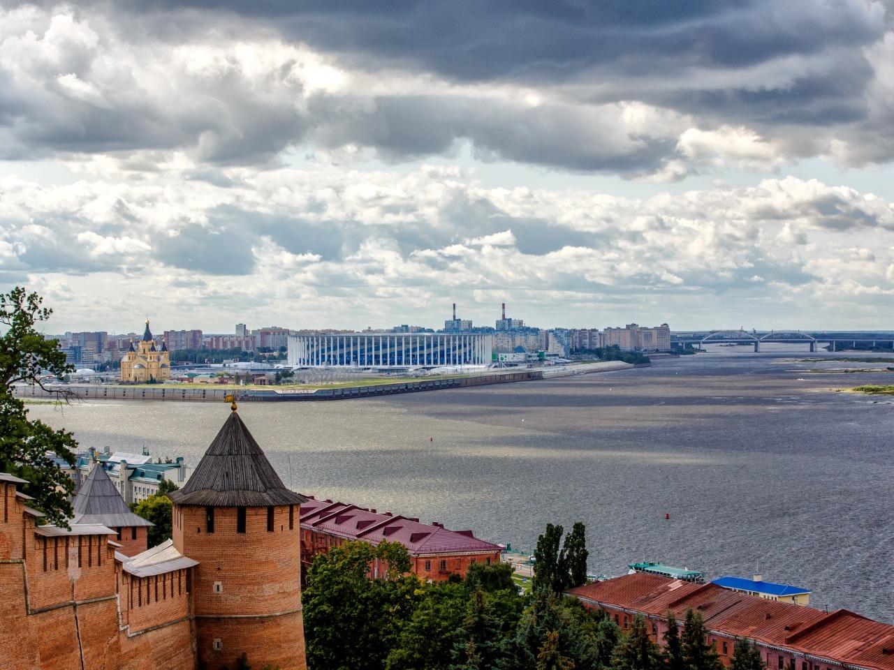 Царственно поставленный город - индивидуальная экскурсия по Нижнему Новгороду от опытного гида