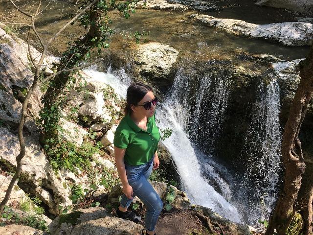8 водопадов за один день!