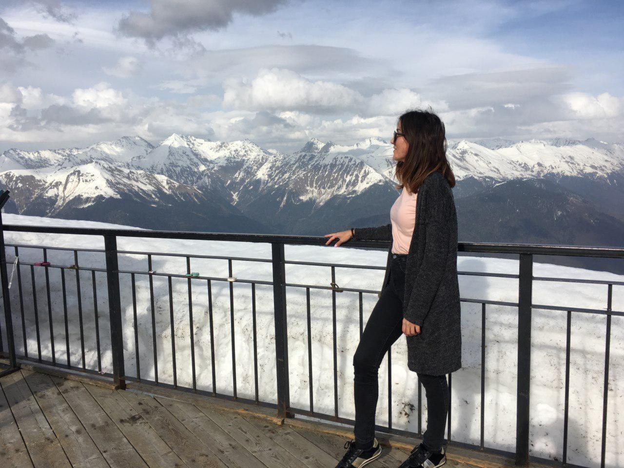 Красная Поляна: знаменитые горнолыжные курорты - индивидуальная экскурсия в Сочи от опытного гида