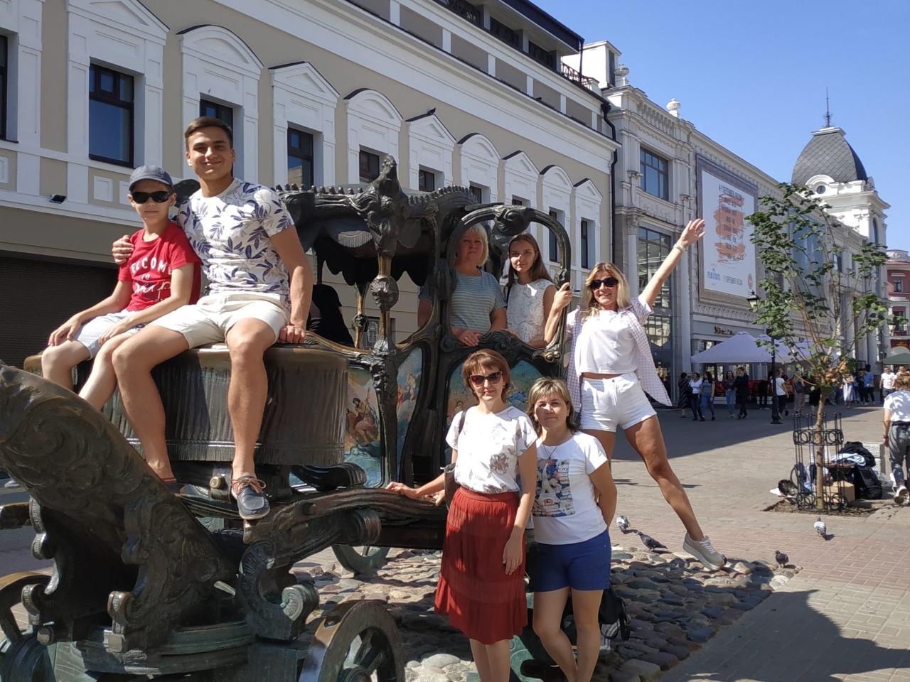 Пешеходная экскурсия по удивительной Казани - индивидуальная экскурсия в Казани от опытного гида