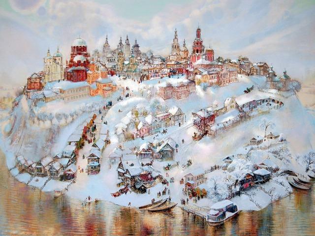 Казанские окрестности
