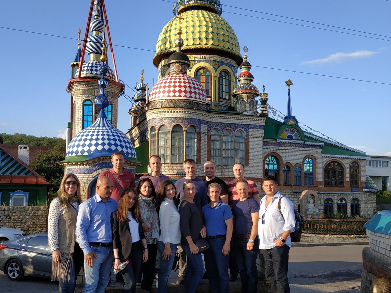 Исследуем Казанские окрестности   - индивидуальная экскурсия в Казани от опытного гида