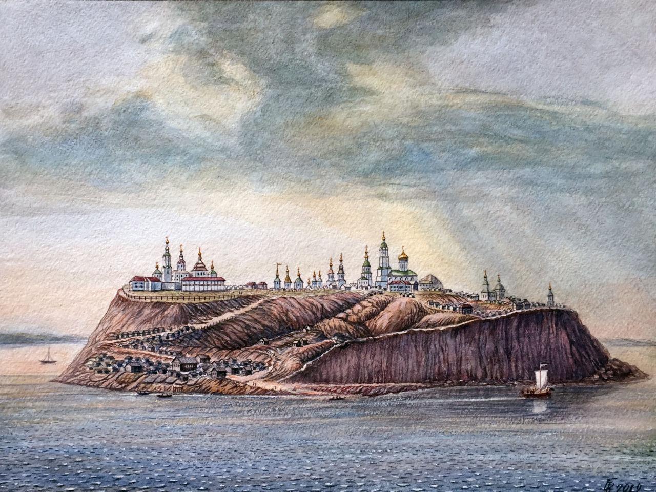 Сказ об острове Буяне (Свияжск) - индивидуальная экскурсия в Казани от опытного гида