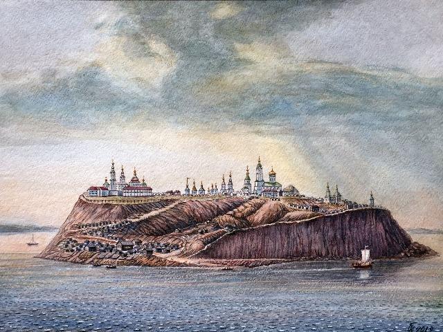 Сказ об острове Буяне (Свияжск)