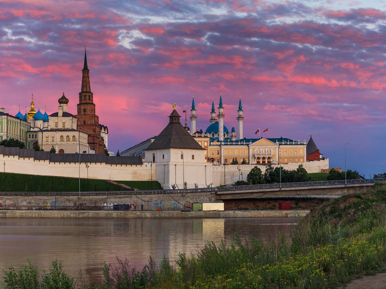 Казанский Кремль сквозь века - индивидуальная экскурсия в Казани от опытного гида