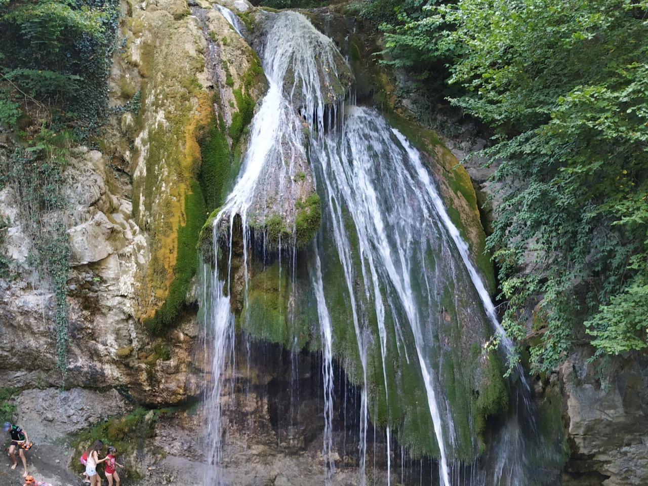Экскурсия к водопаду Джур-Джур - индивидуальная экскурсия в Алуште от опытного гида