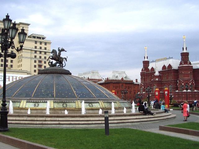 Обзорная по Москве