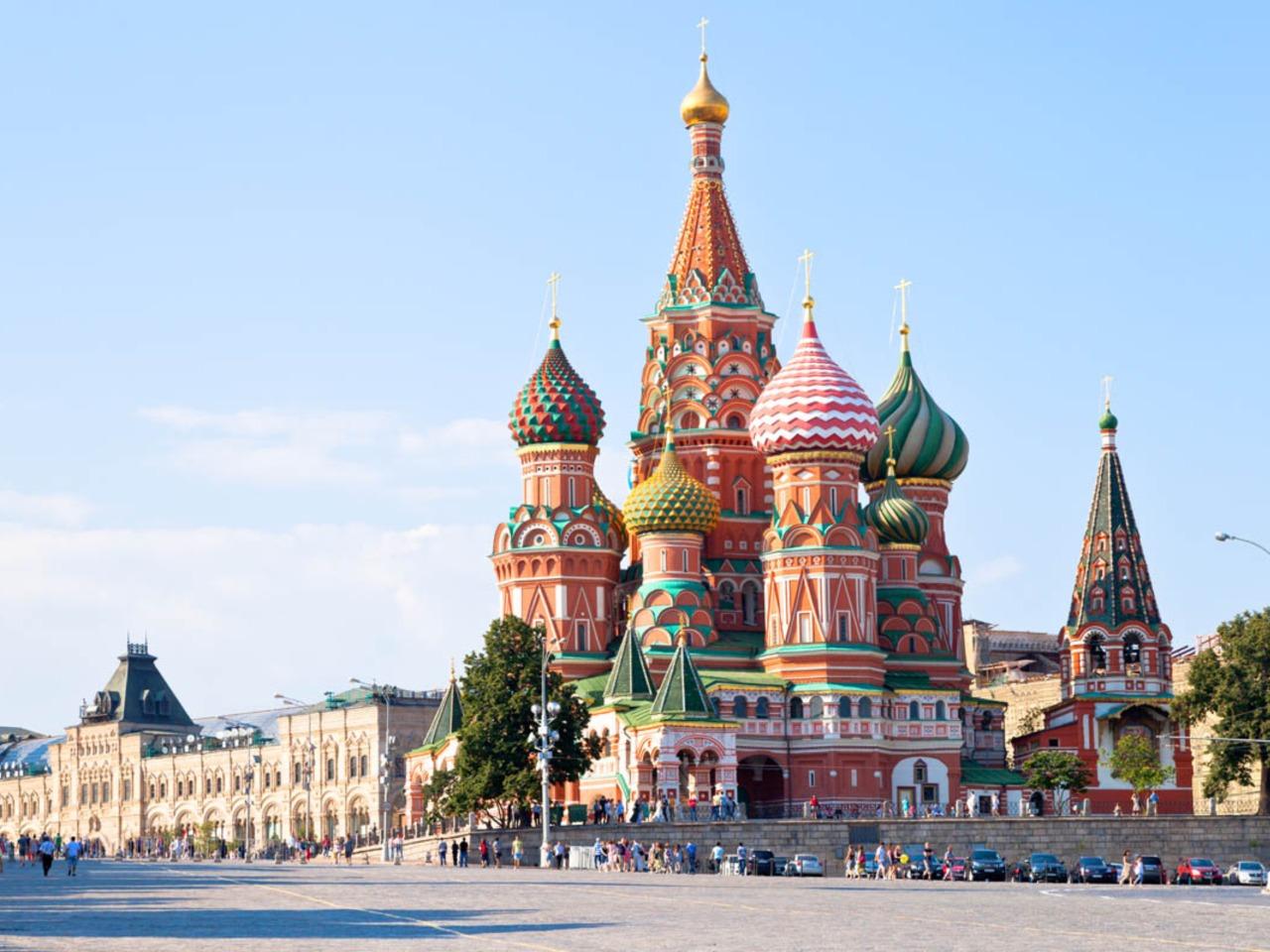 Центр Москвы: секреты Красной площади и не только - групповая экскурсия в Москве от опытного гида