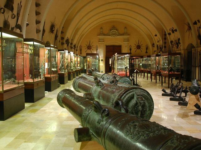Оружейная палата: красота музейных ценностей