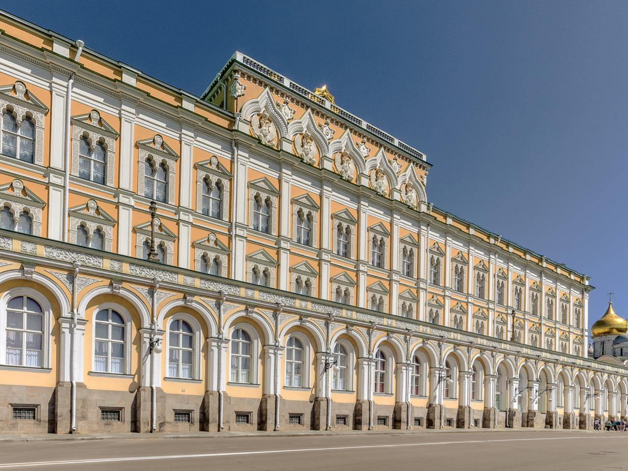 Оружейная палата - групповая экскурсия по Москве от опытного гида