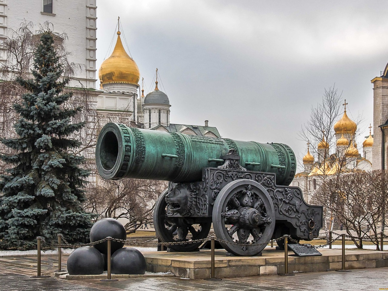 Московский Кремль – в самом сердце России - групповая экскурсия по Москве от опытного гида