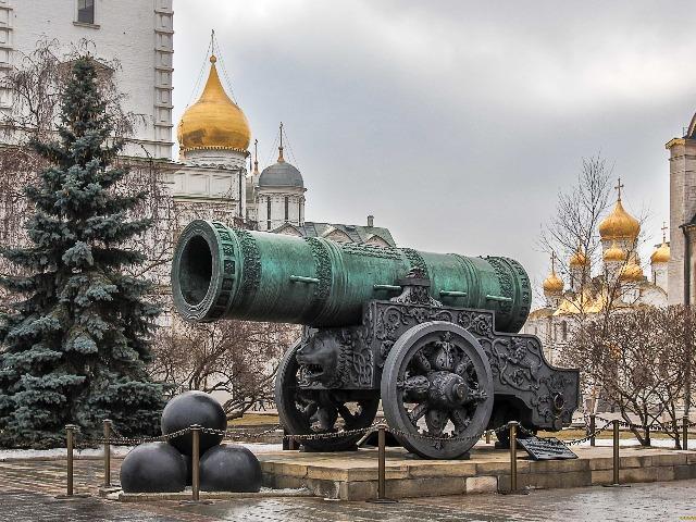 Московский Кремль – в самом сердце России