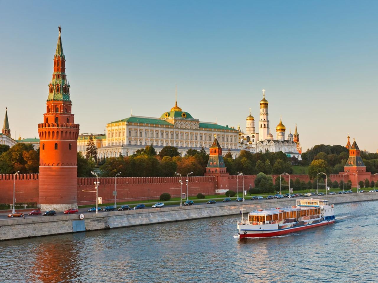 Московский Кремль - групповая экскурсия по Москве от опытного гида