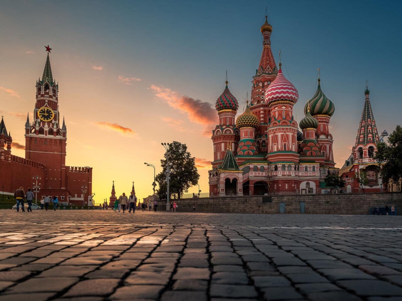 Кремль и Зарядье - групповая экскурсия по Москве от опытного гида