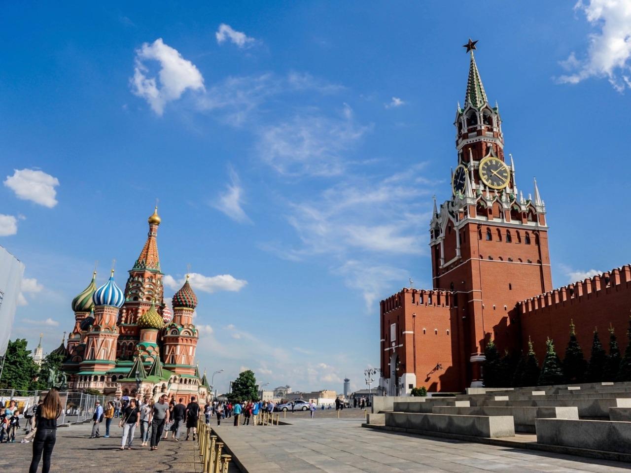 Красная площадь и Александровский сад - групповая экскурсия по Москве от опытного гида
