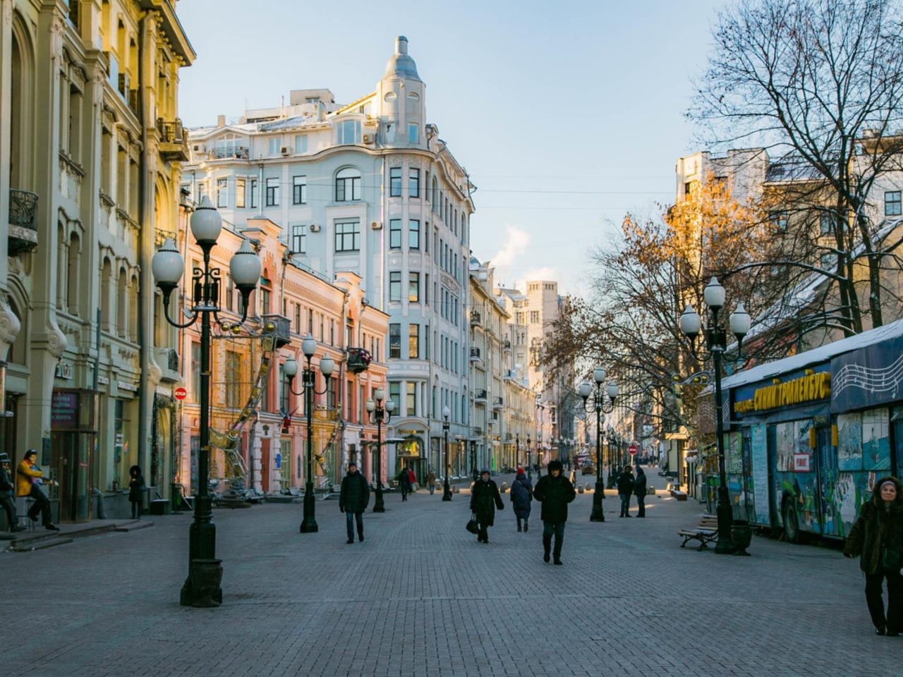 Два Арбата - групповая экскурсия по Москве от опытного гида
