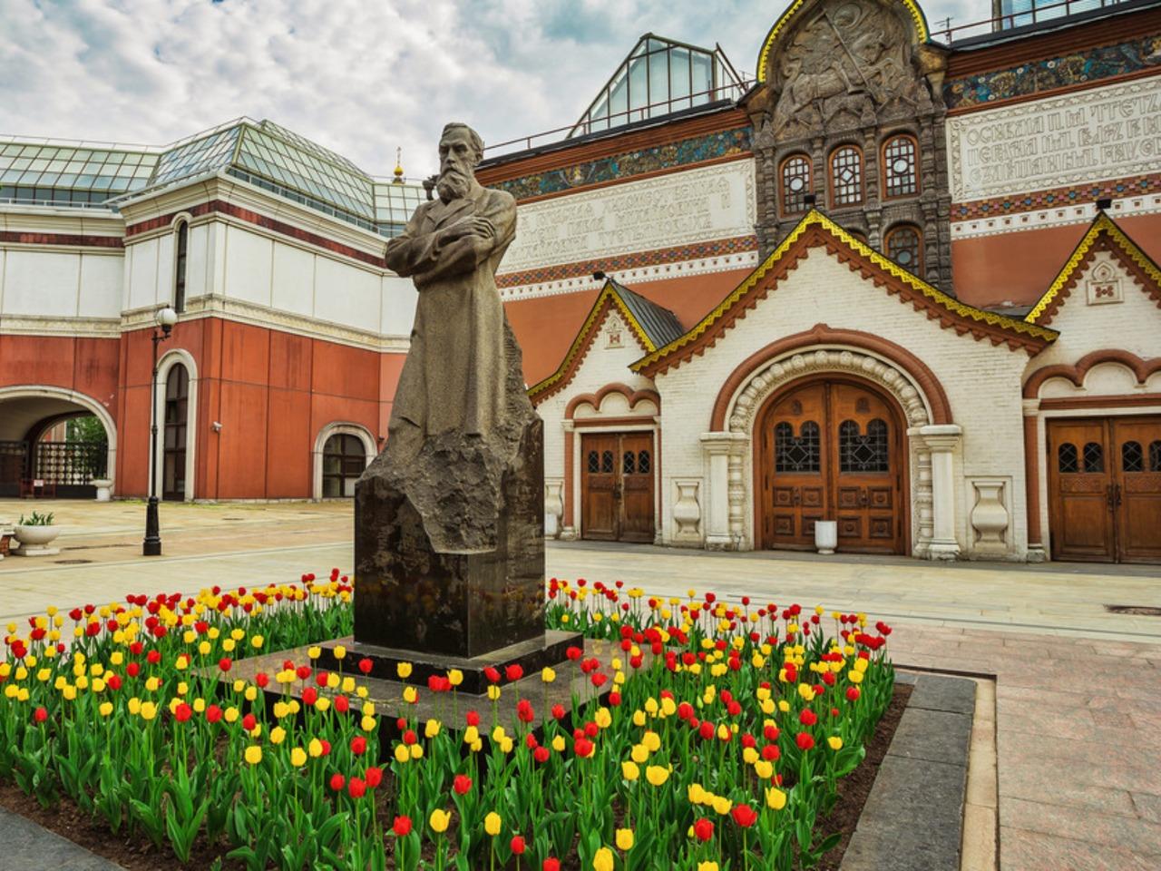 Третьяковская галерея: музей мирового уровня - групповая экскурсия по Москве от опытного гида