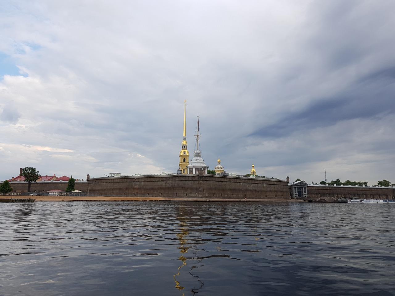 Знакомство с Петербургом - индивидуальная экскурсия по Санкт-Петербургу от опытного гида