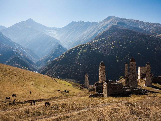 Горная Ингушетия: колыбель древней истории