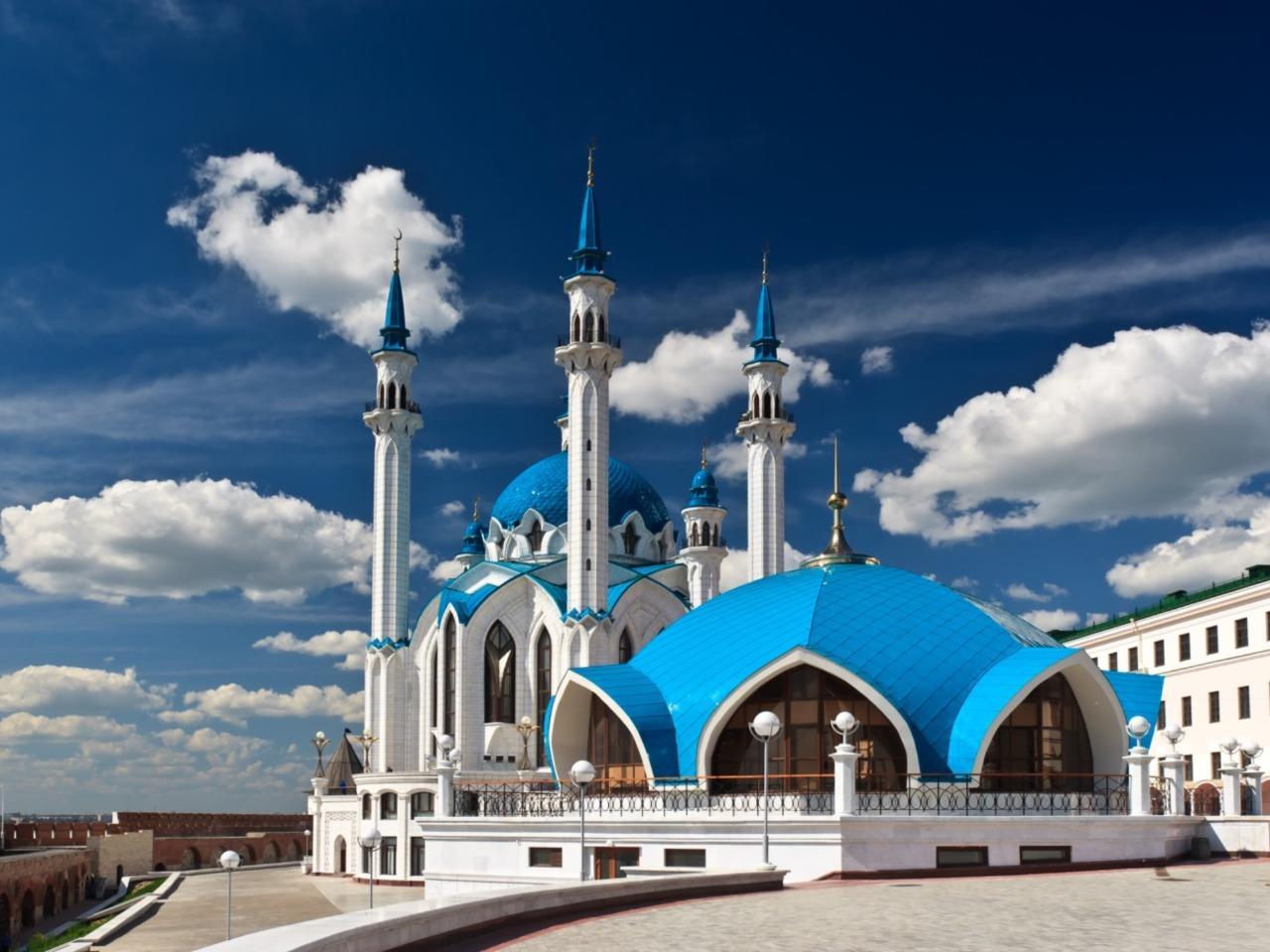 Обзорная с Кремлем - индивидуальная экскурсия в Казани от опытного гида