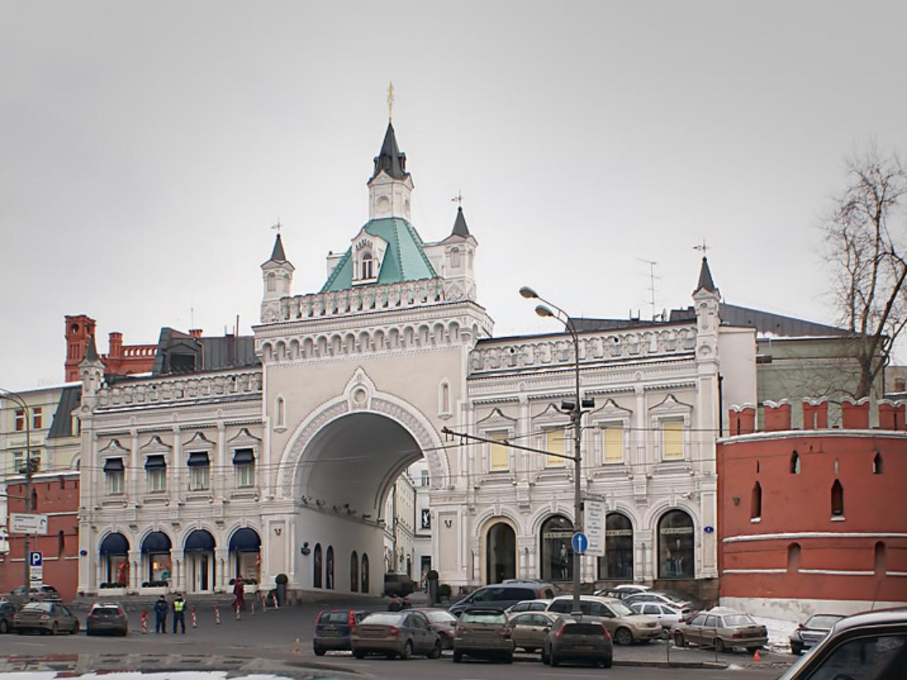 Древний Китай-город - индивидуальная экскурсия в Москве от опытного гида
