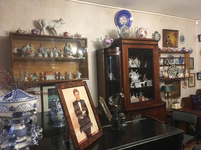 В дом-музей Мироновых по переулкам Старого Арбата
