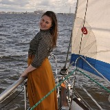 Ксения гид по Санкт-Петербургу