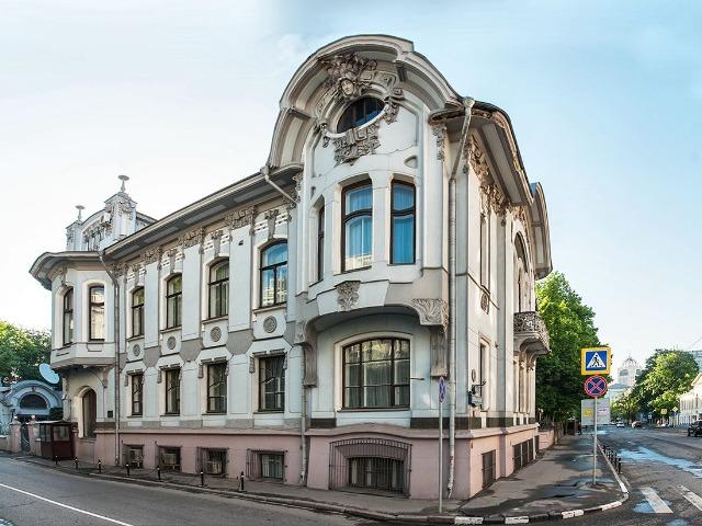 Поварская улица - заповедная территория Москвы