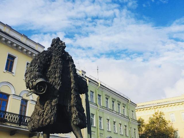 О судьбе великого зодчего Доменико Трезини