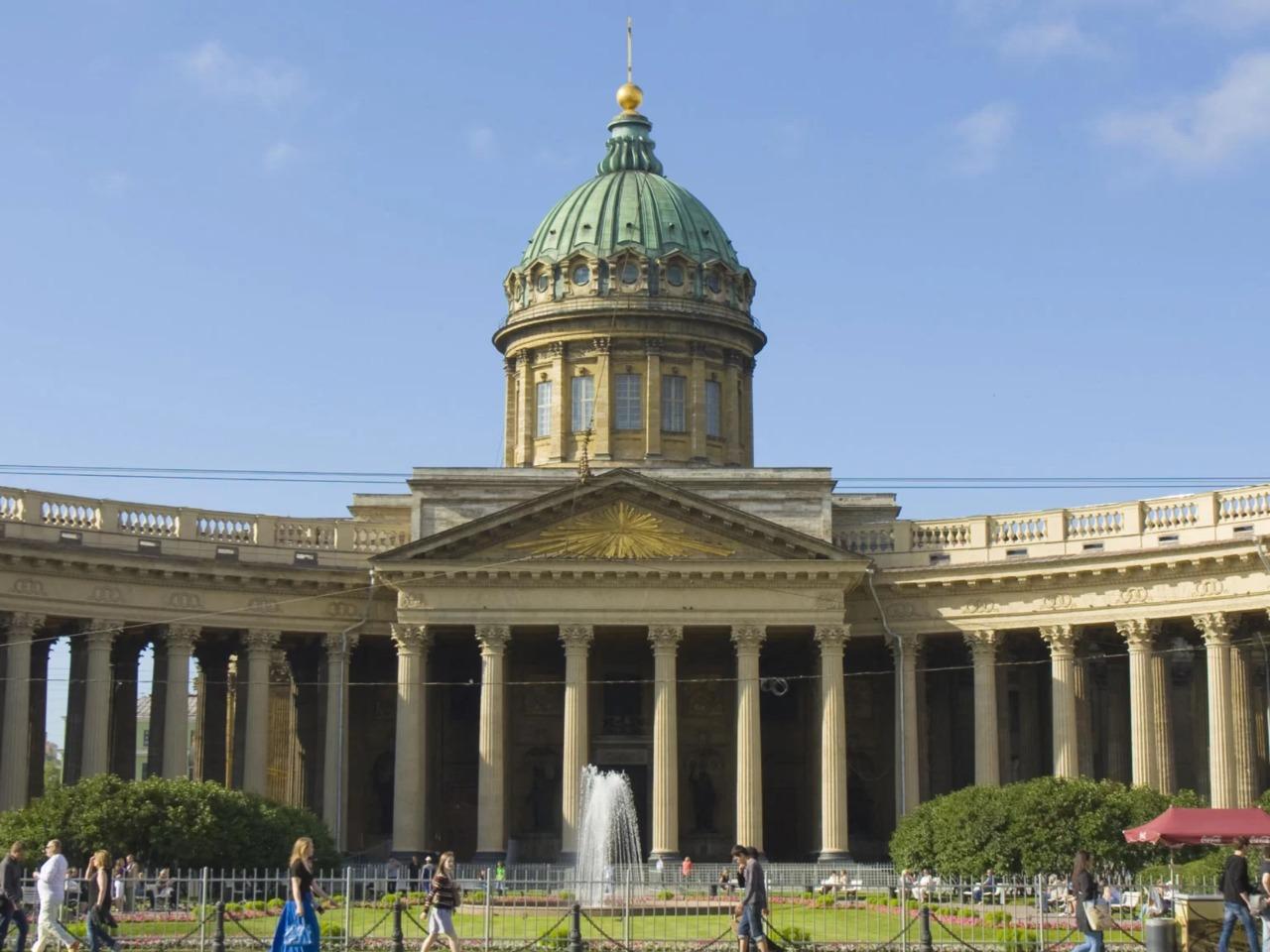 Классический Петербург  - групповая экскурсия по Санкт-Петербургу от опытного гида