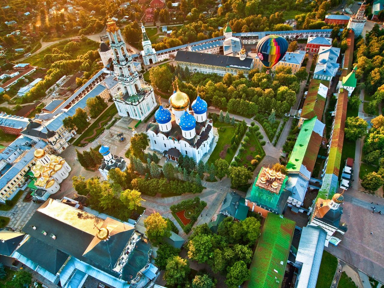 Сергиев Посад - духовная столица - индивидуальная экскурсия в Сергиевом Посаде от опытного гида