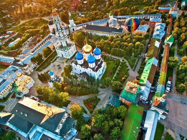 Сергиев Посад - духовная столица