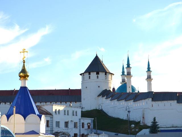 Казань 1000-летняя