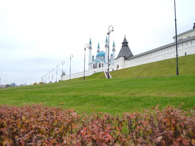 Древний Кремль и место обретения Казанской иконы