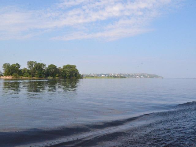 По Волге-реке до града Свияжска (летняя)