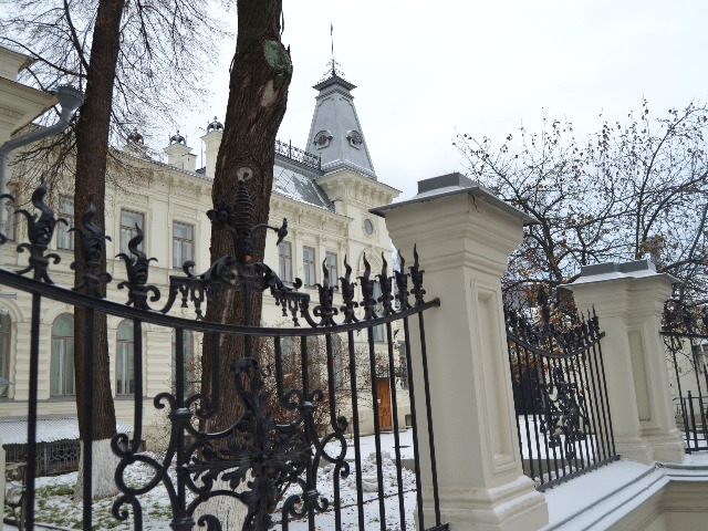 Литературная и дворянская Казань