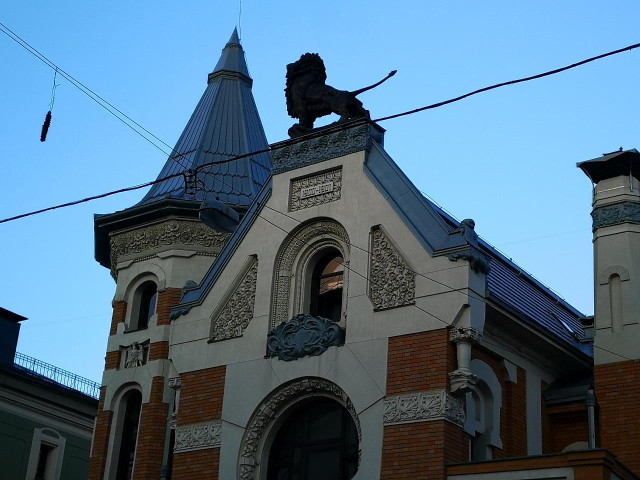 В поисках модерна по Остоженке и переулкам - индивидуальная экскурсия по Москве от опытного гида
