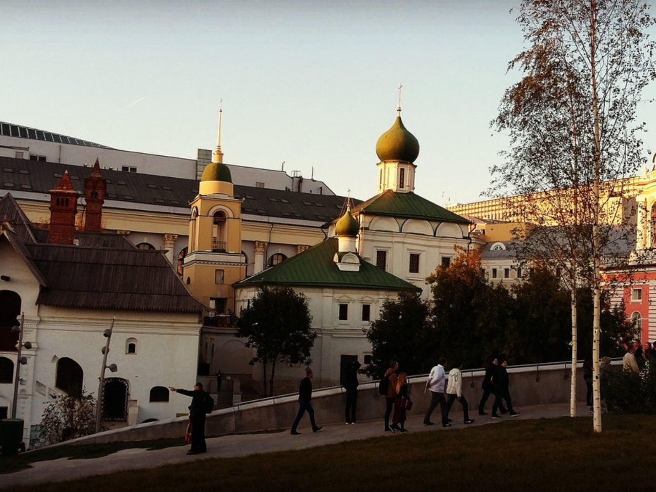 Многоликая Варварка - индивидуальная экскурсия в Москве от опытного гида