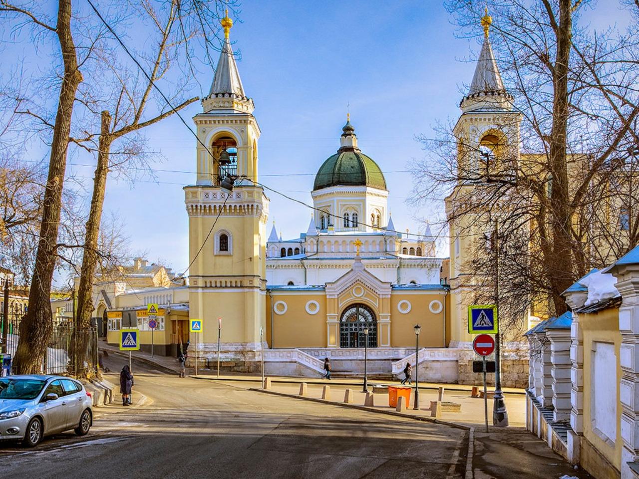 Прогулка по Ивановской горке - индивидуальная экскурсия по Москве от опытного гида