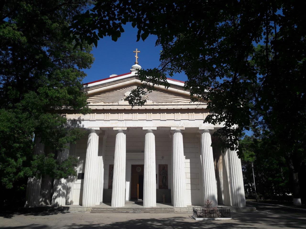 Прогулка по центру Севастополя - индивидуальная экскурсия в Севастополе от опытного гида