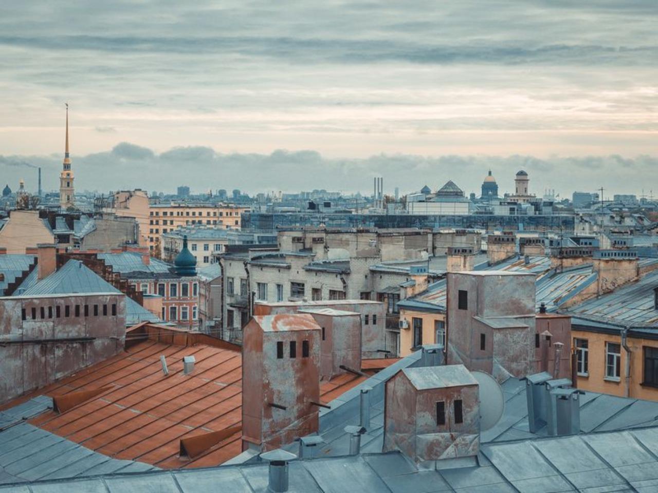 Питер: вид сверху - групповая экскурсия по Санкт-Петербургу от опытного гида