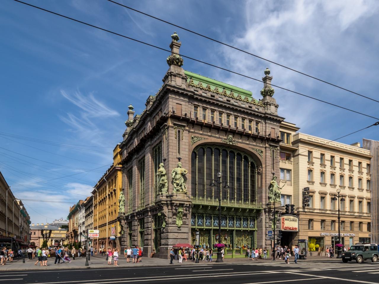 Петербург глазами местных жителей - индивидуальная экскурсия по Санкт-Петербургу от опытного гида