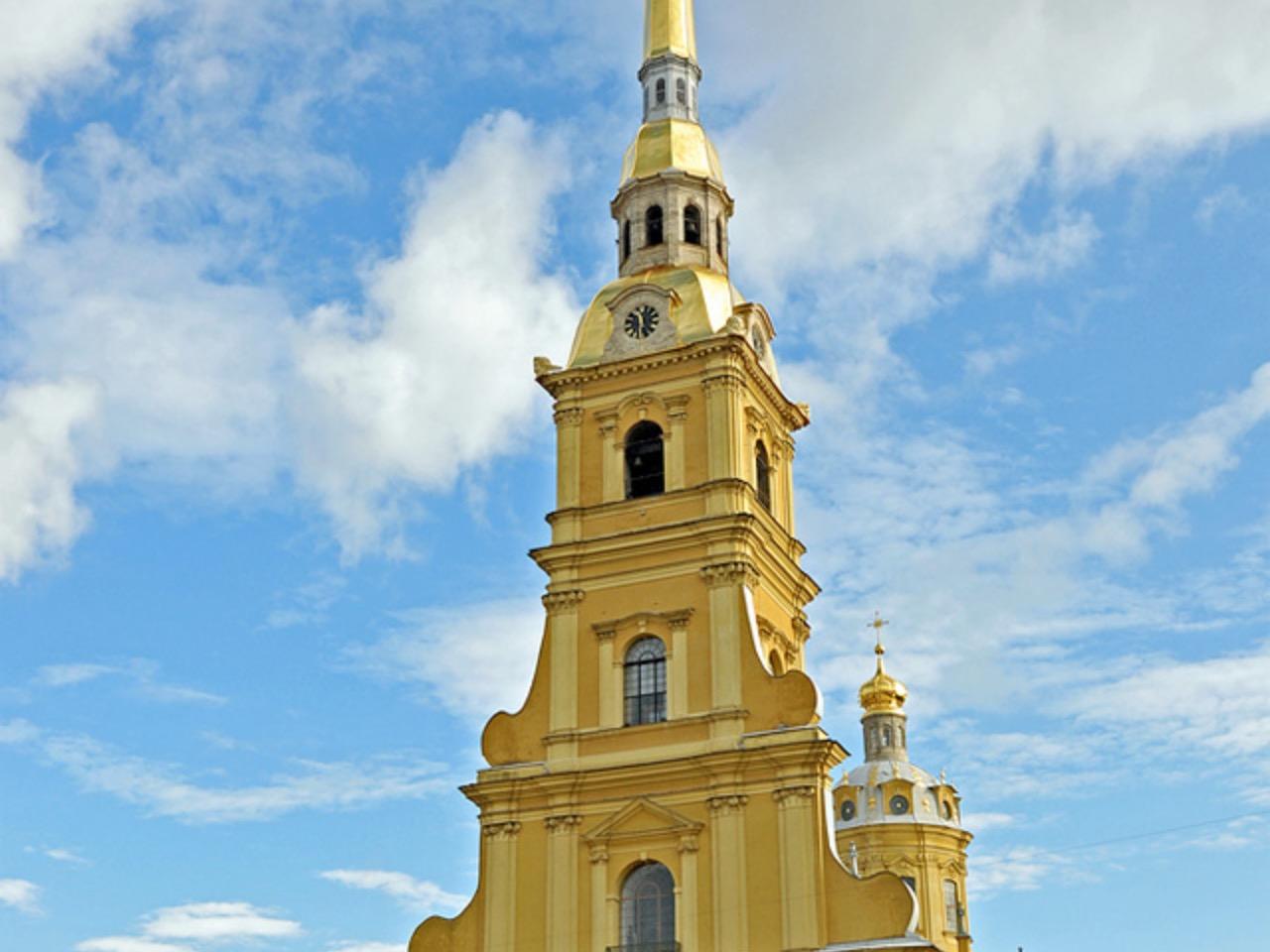Экскурсия в Петропавловскую крепость - индивидуальная экскурсия по Санкт-Петербургу от опытного гида